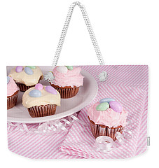 Cupcakes With A Spring Theme Weekender Tote Bag