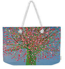 Spring Fantasy Tree By Jrr Weekender Tote Bag