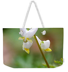 Spring Flower Weekender Tote Bag by Tiffany Erdman