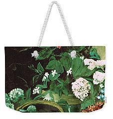 Spring Flowers Study Of Monet Weekender Tote Bag