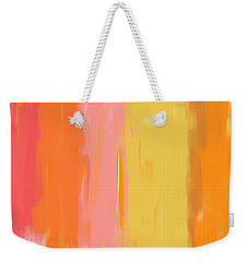 Spring Garden Weekender Tote Bag by Lourry Legarde