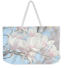 Weekender Tote Bag featuring the photograph Spring Has Arrived 3 by Susan  McMenamin