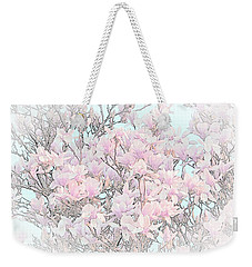 Weekender Tote Bag featuring the photograph Spring Has Arrived I by Susan  McMenamin