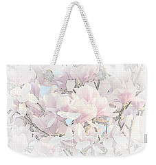 Weekender Tote Bag featuring the photograph Spring Has Arrived II  by Susan  McMenamin