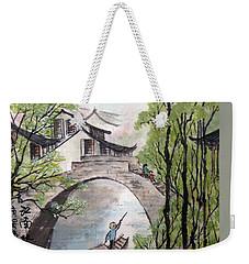Spring In Ancient Watertown Weekender Tote Bag