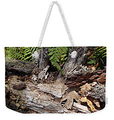Weekender Tote Bag featuring the photograph Spring In Knockan Hill by Cheryl Hoyle