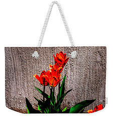 Spring In The City Weekender Tote Bag