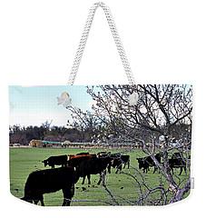 Spring In The Hay Meadow Weekender Tote Bag