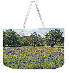 Spring In The Texas Hill Country Weekender Tote Bag