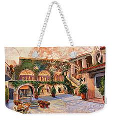Spring In Tlaquepaque Weekender Tote Bag by Marilyn Smith