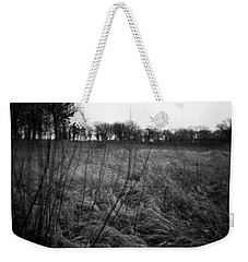 Spring Is Near Holga Photography Weekender Tote Bag