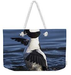 Spring Joy Weekender Tote Bag