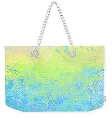 Spring Morning Weekender Tote Bag