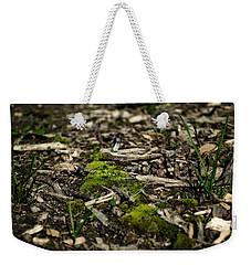 Spring Moss Weekender Tote Bag