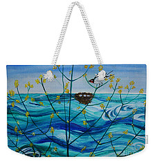 Spring On Lake Ontario Weekender Tote Bag