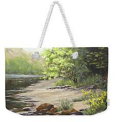 Spring On My Mind Weekender Tote Bag