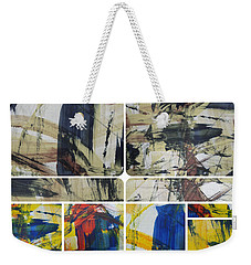 Weekender Tote Bag featuring the photograph Spring Part Two by Sir Josef - Social Critic - ART