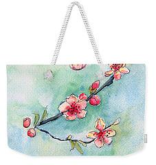 Spring Relief Weekender Tote Bag