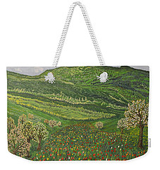 Spring Remembrances Weekender Tote Bag by Felicia Tica
