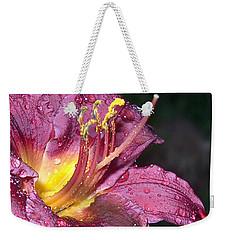 Spring Showers Weekender Tote Bag