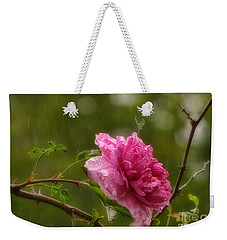 Spring Showers Weekender Tote Bag