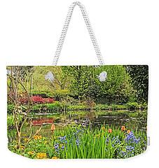 Spring Song Weekender Tote Bag