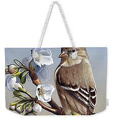 Spring Splendor Weekender Tote Bag by Mike Brown
