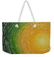 Spring Sun Original Painting Weekender Tote Bag