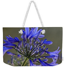 Spring Time Blues Weekender Tote Bag