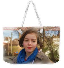 Spring Wind Of Change Weekender Tote Bag