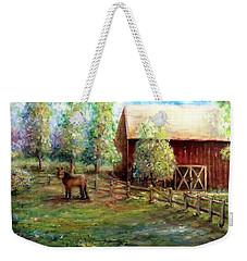 Springborn Horse Farm Weekender Tote Bag