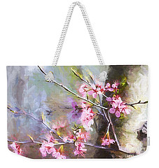 Spring's Awaited Color Weekender Tote Bag