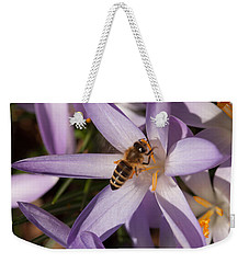 Spring's Welcome Weekender Tote Bag