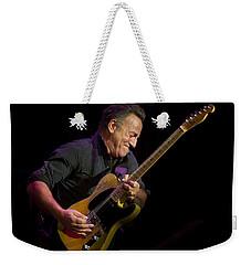 Springsteen Shreds Weekender Tote Bag