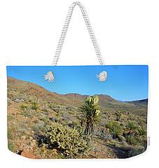 Springtime In The Cerbat Mountain Foothills Weekender Tote Bag