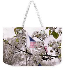 Springtime In The South Weekender Tote Bag