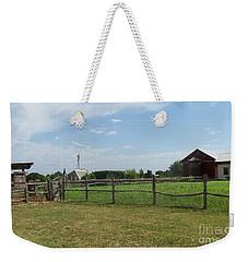 Springtime Serenity Weekender Tote Bag