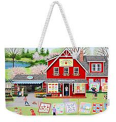 Springtime Wishes Weekender Tote Bag