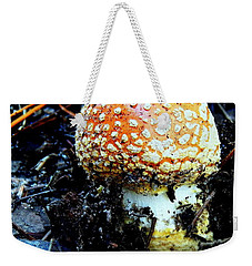Weekender Tote Bag featuring the photograph Sprout by Faith Williams