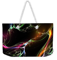 Spun Glass Weekender Tote Bag