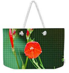 Squared Glory Weekender Tote Bag