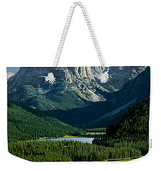 Squaretop Mountain 3 Weekender Tote Bag