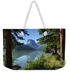 Squaretop Mountain - Wind River Range Weekender Tote Bag