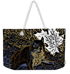 Squirrel Weekender Tote Bag by Jason Lees