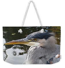 Sr Heron  Weekender Tote Bag