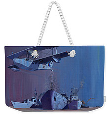 Ss Ohio Weekender Tote Bag by Ray Agius