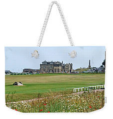 St Andrews Royal And Ancient Golf Course Weekender Tote Bag
