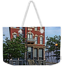 St. Charles Odd Fellows Hall Built In 1878 Dsc00810  Weekender Tote Bag