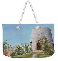 St. Croix Sugar Mill Weekender Tote Bag