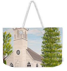 St. Gabriel The Archangel Roman Catholic Church Weekender Tote Bag